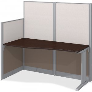 Bush Business Furniture Straight Workstation WC36892A203 BSHWC36892A203