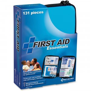 First Aid Only 131-piece Essentials First Aid Kit 428 FAO428