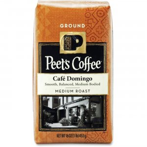 Peet's Coffee & Tea Peet's Coffee/Tea Cafe Domingo Ground Coffee 504874 PEE504874