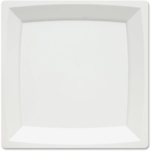 Milan WNA Comet Square Dinner Plate MS10W WNAMS10W