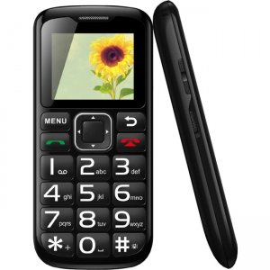 MYEPADS Cellular Phone SOSPHONE-BLK