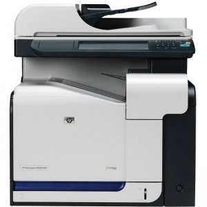 HP LaserJet Multifunction Printer CC520A-RF CM3530FS