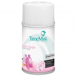 TimeMist Metered Dispnsr Baby Powder Scent Refill 1042686CT TMS1042686CT