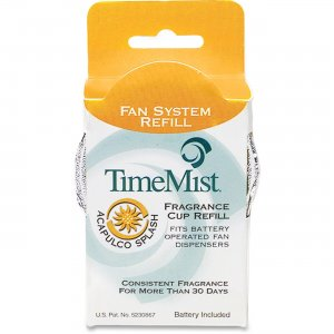 TimeMist Fan System Fragrance Cup Refill 1044935CT TMS1044935CT