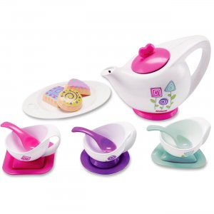 Fisher-Price Color Changin' Treats Tea Set DVH28 FIPDVH28