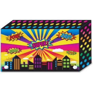 Ashley Superhero Design Index Card Holder 90350 ASH90350