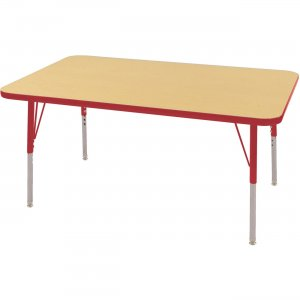 ECR4KIDS Utility Table ELR-14810-MRDSS ECR14810MRDSS