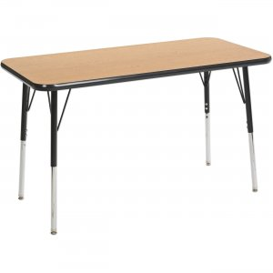 ECR4KIDS Utility Table ELR-14807-OKBKSS ECR14807OKBKSS