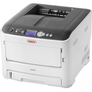 Oki LED Printer 62447701 C612n