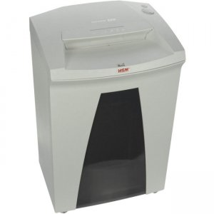 HSM SECURIO L5 High Security Shredder; Includes Oiler and White Glove Delivery HSM18254WG B32c
