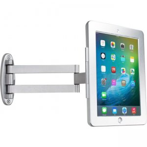 CTA Digital Jointed Wall Mount Security Enclosure iPad 2-4, iPad Air, iPad Pro PAD-AWSEA