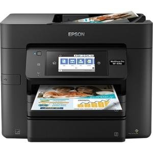 Epson WorkForce Pro All-in-One Printer C11CF75201 WF-4740