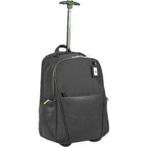 WIB Portofino Ladies Roller Backpack - Black PORTRBP-01