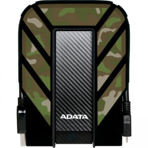 Adata Durable External Hard Drive Waterproof / Dustproof / Shockproof AHD710M-1TU3-CCF HD710M