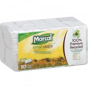 Marcal Small Steps C-Fold Towels 0672402 MRC0672402