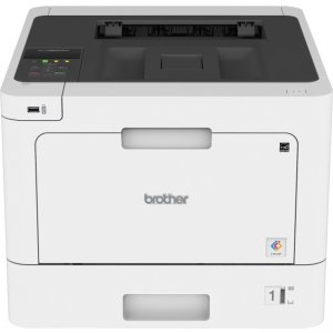 Brother Business Color Laser Printer - Duplex Printing - Wireless Networking HL-L8260CDW