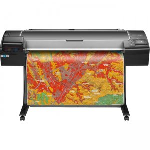 HP DesignJet HD Pro MFP with Encrypted HDD 1BA32B#BCB Z5600