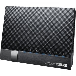 Asus 802.11ac Dual-Band Wireless-AC1200 Gigabit Router RT-AC56R