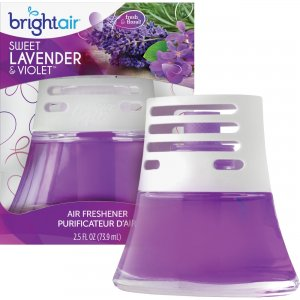 Bright Air Swt Lavndr/Violet Scented Oil Diffuser 900288 BRI900288
