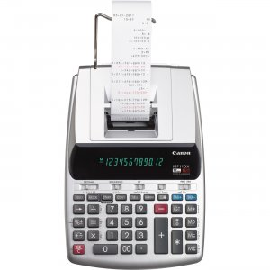 Canon MP11DX 2-Color Printing Calculator MP11DX2 CNMMP11DX2