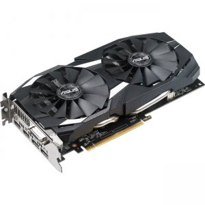 Asus Radeon RX 580 Graphic Card DUAL-RX580-O8G