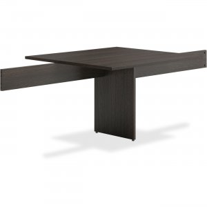 Basyx by HON BL Tables Espresso Laminate Component BLMTO48AESES BSXBLMTO48AESES