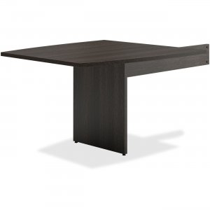 Basyx by HON BL Tables Espresso Laminate Component BLMTO48BESES BSXBLMTO48BESES