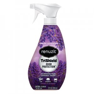 Renuzit Super Odor Neutralizer Spray, Fresh Lavender, 13 oz Spray Bottle DIA01704EA 01704EA