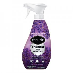 Renuzit Super Odor Neutralizer Spray, Fresh Lavender, 13 oz Spray Bottle, 6/Ctn DIA01704 01704
