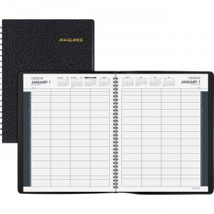 At-A-Glance 8-Person Appointment Book 7021279 AAG7021279