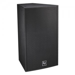 Electro-Voice 15-inch Two-way Full-range Loudspeakers EVF-1152S/96-BLK