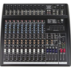 Monoprice 16-Channel Audio Mixer with DSP & USB 615816