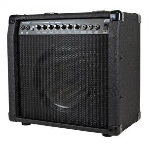 Monoprice 40-Watt, 1x10 Guitar Combo Amplifier with Spring Reverb 611800