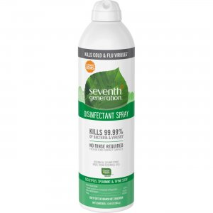 Seventh Generation Eucalyptus/Thyme Disinfectant Spray 22981 SEV22981