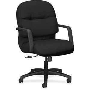 HON 2090 Srs Pillow-Soft Managerial Mid-back Chair 2092CU10T HON2092CU10T H2092