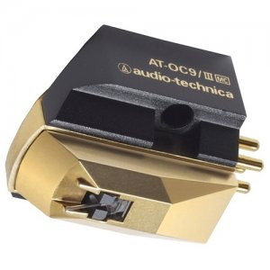 Audio-Technica Moving Coil Cartridge AT-OC9/III