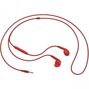 Samsung Active In-Ear Headphones, Red EO-EG920LREGUS