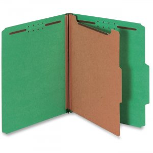 Pendaflex 1-Divider Classification Folders 23733P PFX23733P