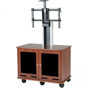 Da-Lite Video Conferencing Equipment Rack Cart - Single 39850CHV