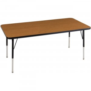 ECR4KIDS Utility Table ELR-14810-OKBKSS ECR14810OKBKSS