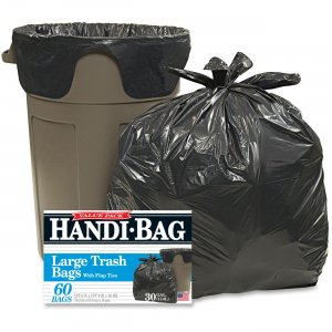 Webster Handi Bag Wastebasket Bags HAB6FT60 WBIHAB6FT60