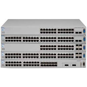 Nortel Ethernet Routing Switch With PoE AL1001C06 E5 5520 24T PWR