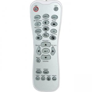 Optoma Backlit Remote Control SP.8ZE01GC01