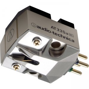Audio-Technica Moving Coil Cartridge AT33SA