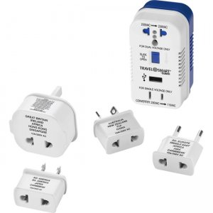 Travel Smart 1875-Watt High-Power Converter for Single-Voltage Appliances TS703CRN