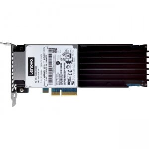 Lenovo 3.84TB NVMe Enterprise Mainstream Flash Adapter 00YK287