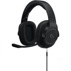 Logitech 7.1 Wired Surround Gaming Headset 981-000708 G433