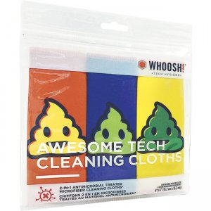 Whoosh! Awesome Tech Cleaning Cloths 1FGCLPOO3PK