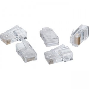 4XEM 1000PK Cat6 RJ45 Ethernet Plugs/Connectors 4X1000PKC6