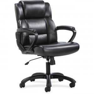 Basyx by HON Contemporary Mid-back Executive Chair VST305 BSXVST305 HVST305